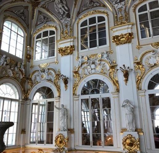 Фото музея зимний дворец